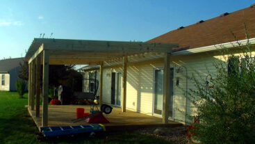 We Specialize In All Of Your Outdoor Needs