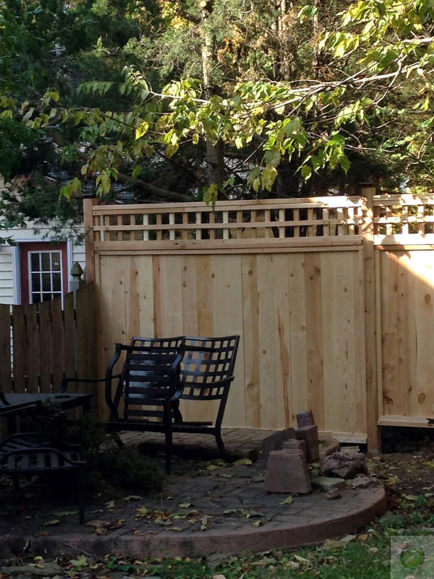 Indianapolis deck builder fence builder shed builder for Above ground pool decks indianapolis